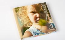 передняя обложка детской фотокниги