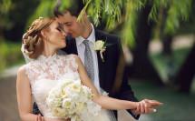 свадебное фото Елена и Максим