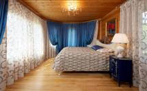 Интерьер спальной комнаты фото