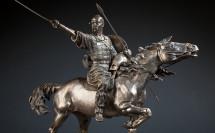 Фотосъёмка скульптуры Казак, предметная фотография
