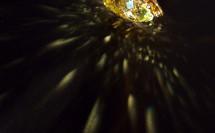 Имиджевая фотосъёмка кольца с цитрином для сайта