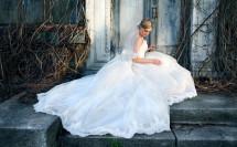 Свадебное фото Наталии портрет