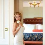 Свадебная фотосессия в отеле Fairmont